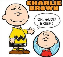 Oh Good Grief from Charlie Brown