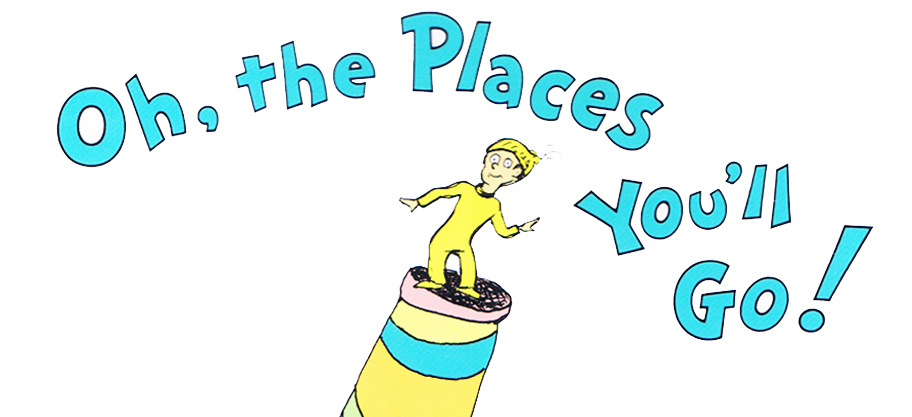 Oh The Places Youll Go Clipar - Oh The Places You Ll Go Clipart
