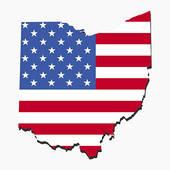 ... Ohio Flag ...-... ohio flag ...-13
