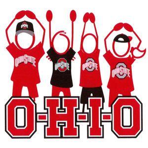 Ohio State Buckeyes Clip Art 3-Ohio State Buckeyes Clip Art 3-4