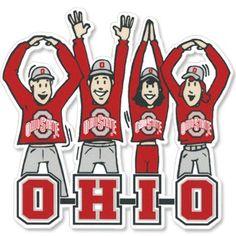 Ohio State Buckeyes Clip Art ..-Ohio State Buckeyes Clip Art ..-6