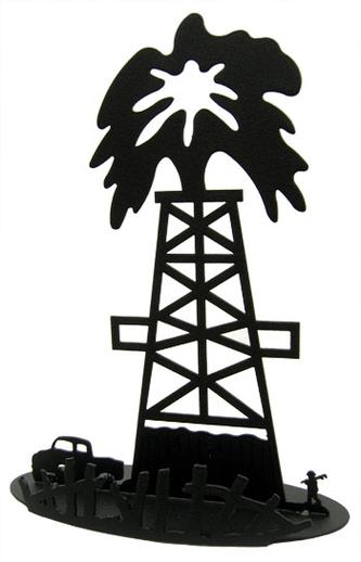 Oil Derrick Clip Art-Oil Derrick Clip Art-5