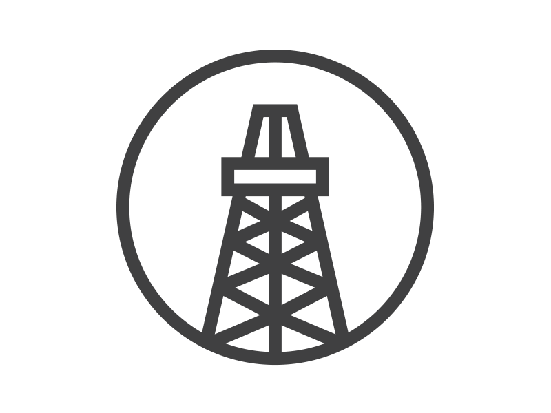 Oil Derrick Clipart Cliparts Co