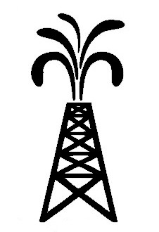Oil Rig Cartoon Design Clipart Best