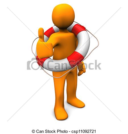 ... OK Lifeguard - Orange Cartoon Charac-... OK Lifeguard - Orange cartoon character as lifesaver with... OK Lifeguard Clip Artby ...-17