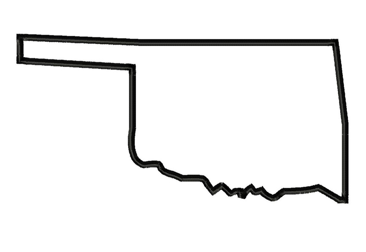 Oklahoma clipart