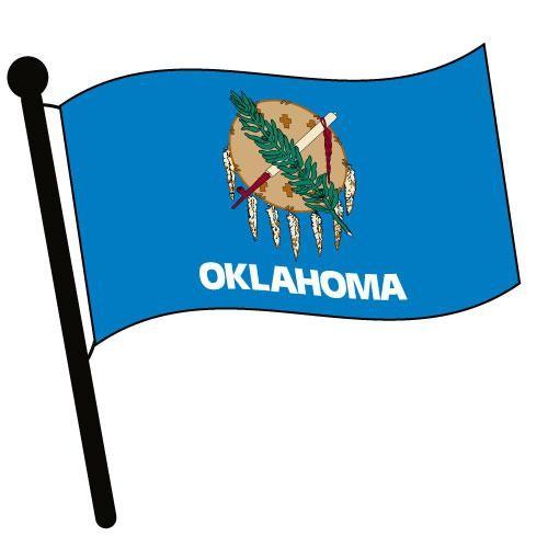 Oklahoma Clipart-Oklahoma clipart-4