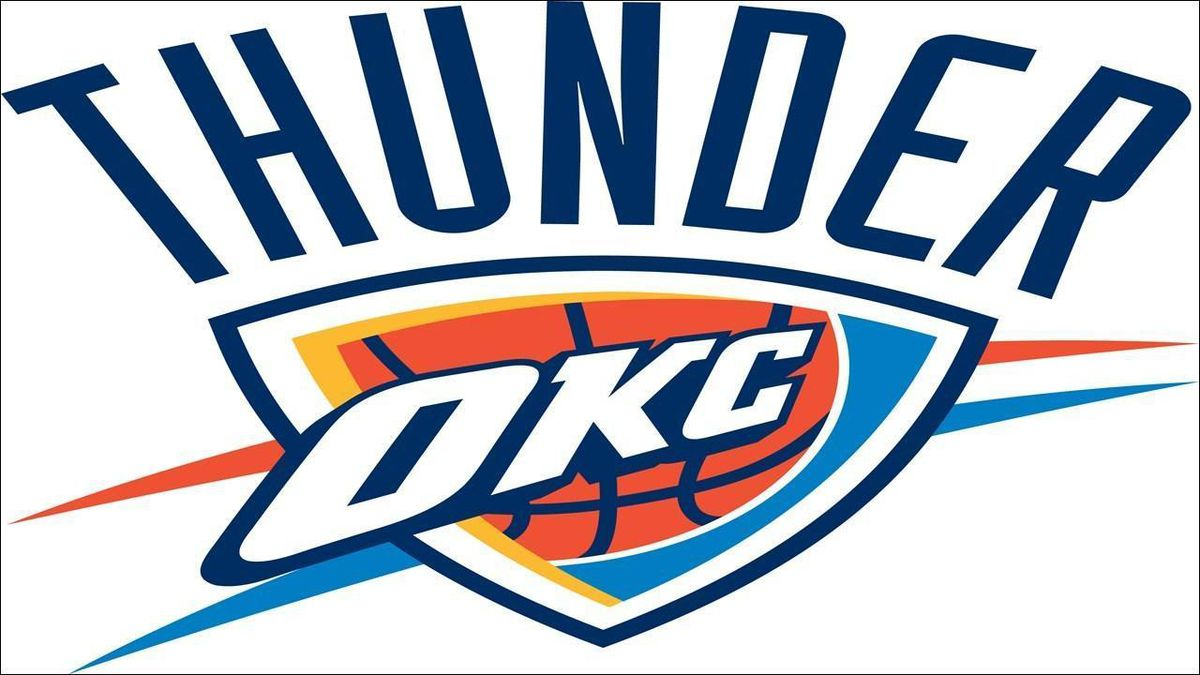 Oklahoma City Thunder Clipart-Clipartloo-Oklahoma City Thunder Clipart-Clipartlook.com-1200-9