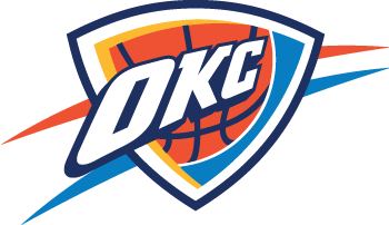 Oklahoma City Thunder logo-Oklahoma City Thunder logo-6