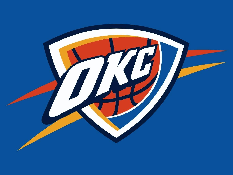 Spor - Oklahoma City Thunder Duvarkağı-Spor - Oklahoma City Thunder Duvarkağıdı-1