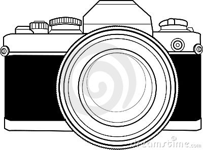 Old Camera Free Clipart #1
