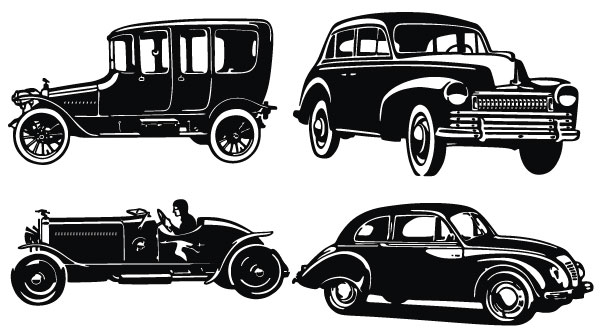 Old Car Clip Art ... File Type .-Old Car Clip Art ... File Type .-13
