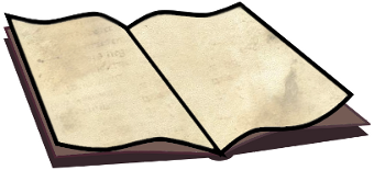 Old Diary Clipart