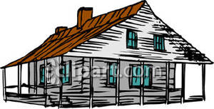 Old Farm House Clipart-Old Farm House Clipart-12