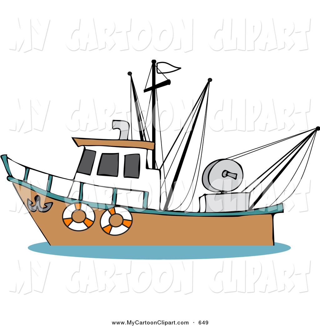 Fishing Boat Clip Art Look At Clip Art Images Clipartlook