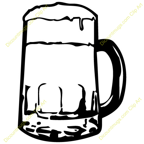 Old German Beer Steinu0026#39;s Clip Art