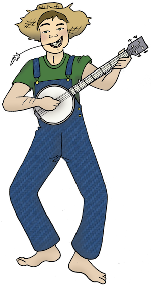 Old Hillbilly Pictures - Hillbilly Clipart