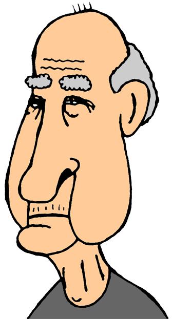 Old man clip art old men clipart 3