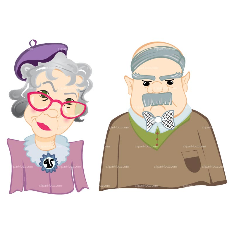 Old Man Old People Clipart-Old man old people clipart-10