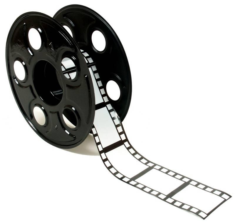 Old Movie Reel Clipart-Old movie reel clipart-16
