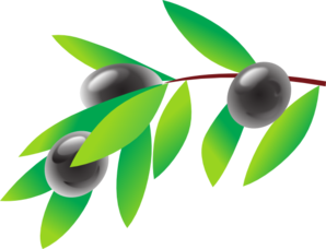 Olive Branch Clip Art