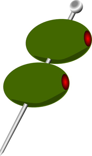 Olive Clip Art-Olive Clip Art-11
