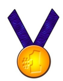 Olympic Gold Medal Clipart - Gold Medal Clip Art