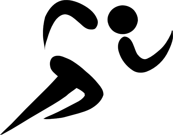 Olympic Sports Athletics Pictogram Clip Art At Clker Com Vector Clip