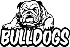 On Pinterest Clip Art Blue Bulldog And Mississippi State Bulldogs