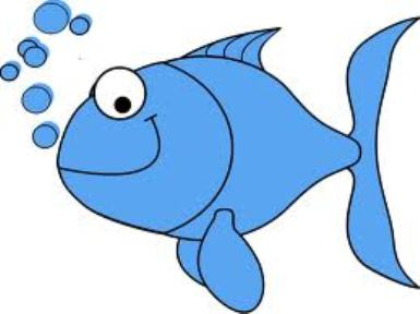 One Fish Two Fish Red Fish Blue Fish Clip Art | Clipart library
