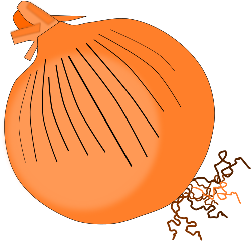 Onion Clipart-Clipartlook.com-500