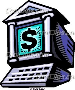 Clip Art Online Banking Clipart #1-Clip Art Online Banking Clipart #1-3