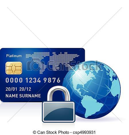 Internet Banking Lock - Csp4993931-Internet Banking Lock - csp4993931-8