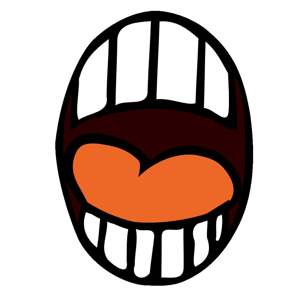 Onlinelabels Clip Art Open Mouth-Onlinelabels Clip Art Open Mouth-8