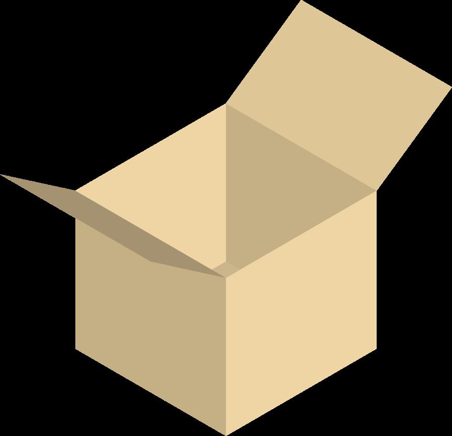 Open Box Clipart-open box clipart-12