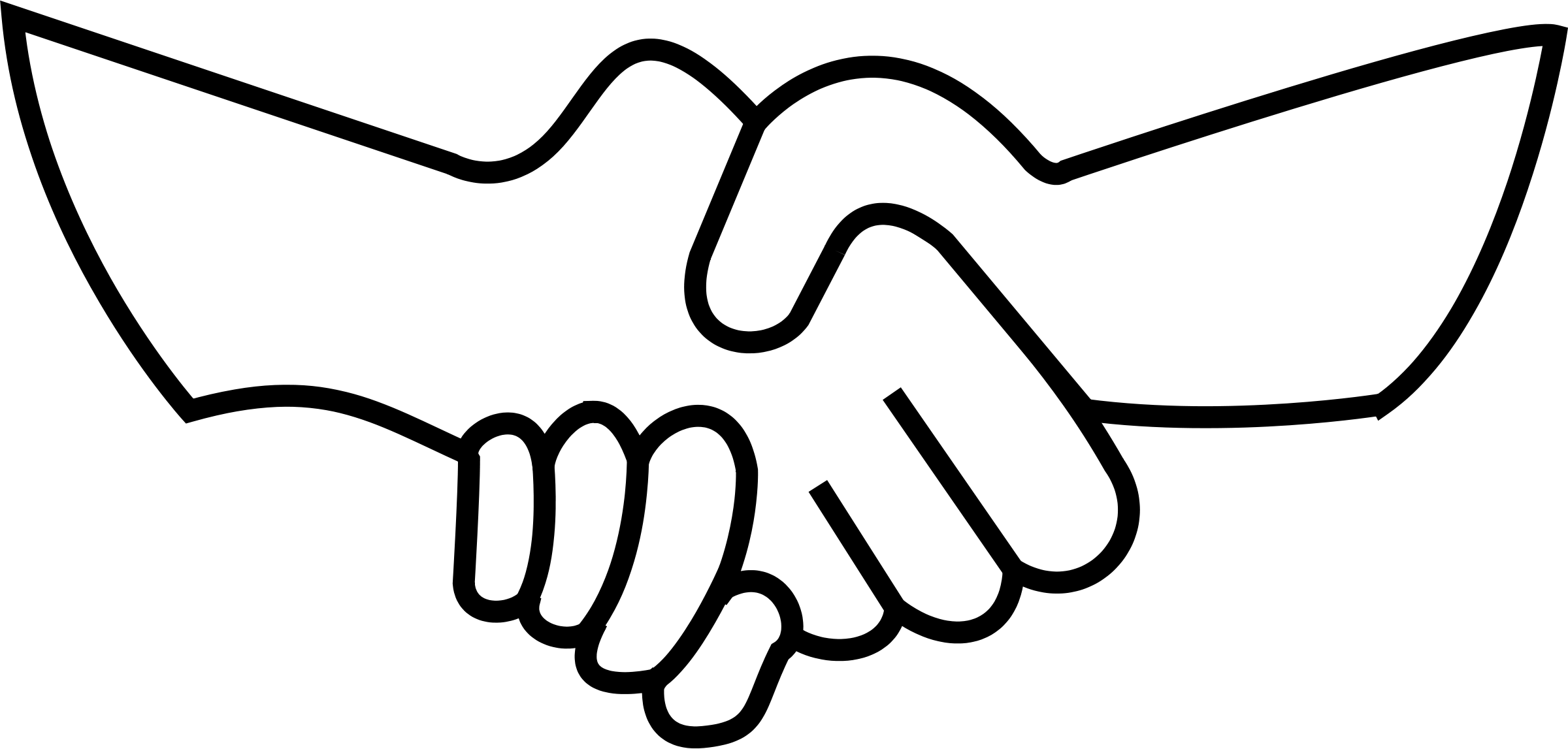 Holding Hands Royalty Free St