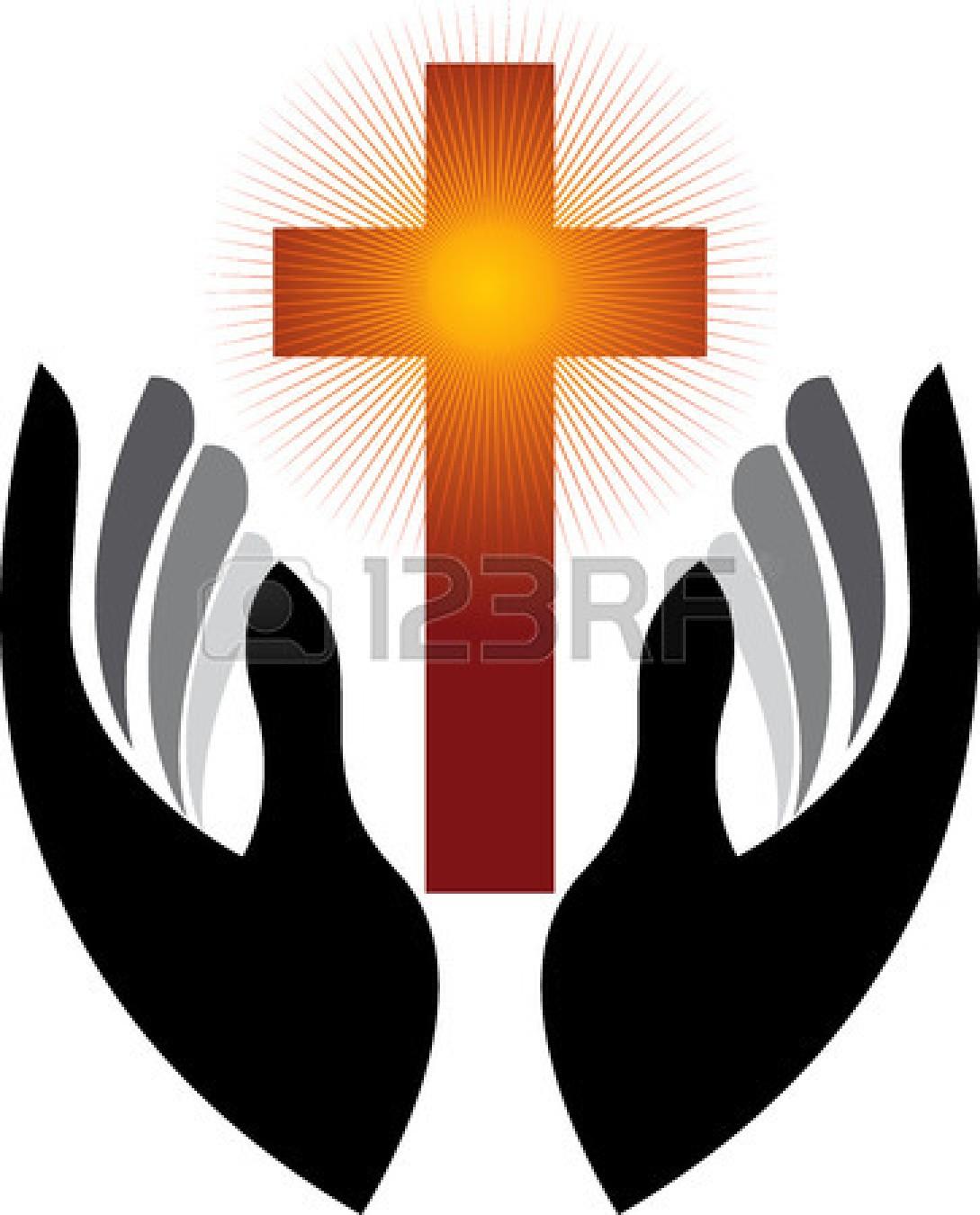 open praying hands clipart-open praying hands clipart-11