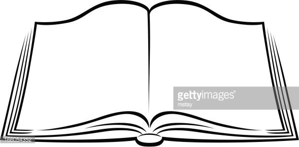 Open book clipart 2 clipart .