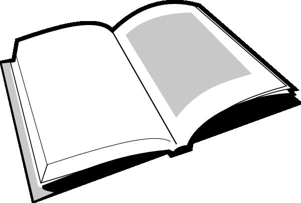 Open Book Clipart Black And White Clipar-Open Book Clipart Black And White Clipart Panda Free Clipart-19