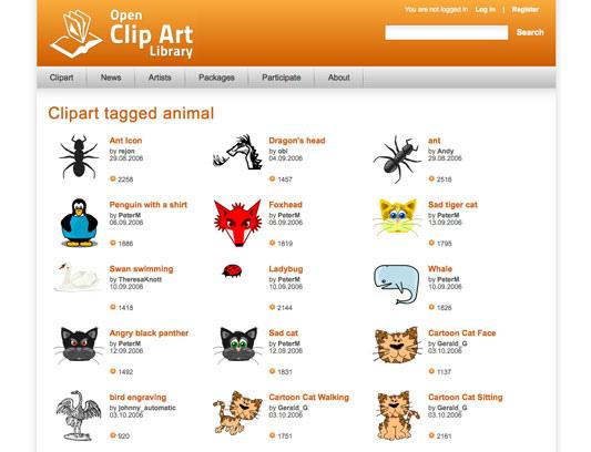 Open Clip Art Collections .-open clip art collections .-5