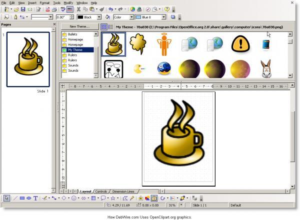Open Clip Art Library Is A Good, Free (g-Open Clip Art Library is a good, free (gpl) software only available for Windows, that is part of the category Design u0026amp; photography software with subcategory ...-6
