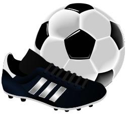 Open Clipart: Soccer-Open Clipart: Soccer-12