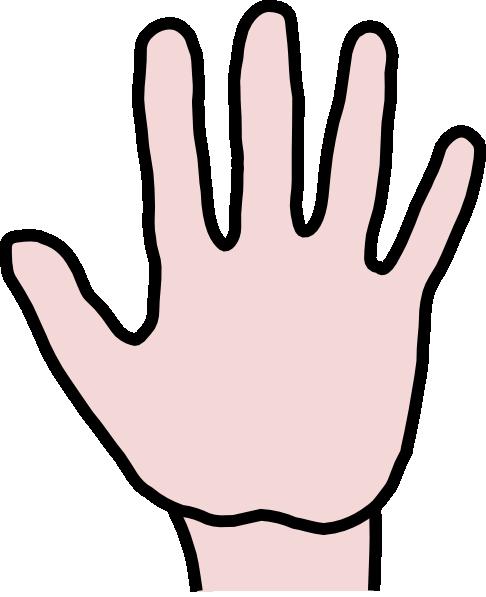 Open Hand Clip Art-Open Hand Clip Art-17