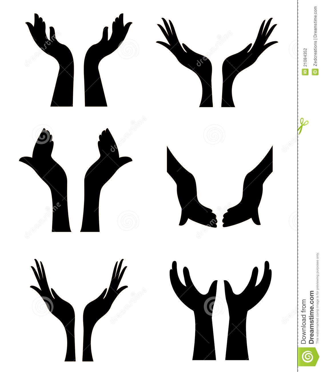 Open Hands Clipart Black And White Clipa-Open Hands Clipart Black And White Clipart Panda Free Clipart-12