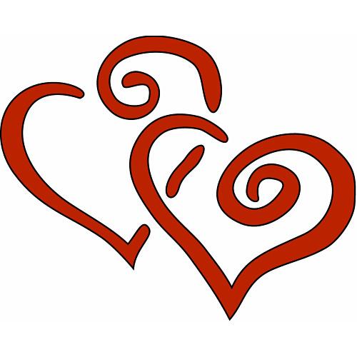 Open Heart Clip Art - Clipart library