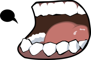 Open Mouth Clip Art-Open Mouth Clip Art-10