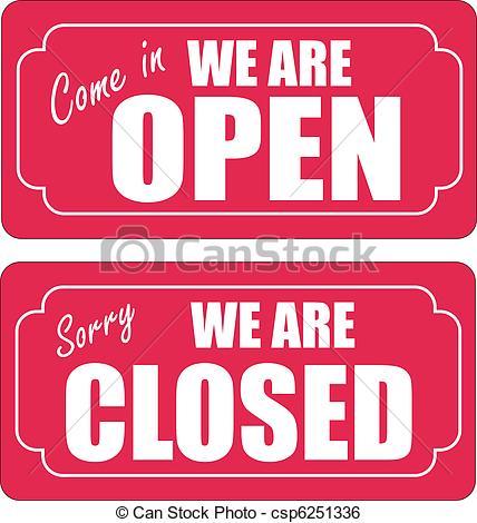 open x closed Clip Art ...-open x closed Clip Art ...-16