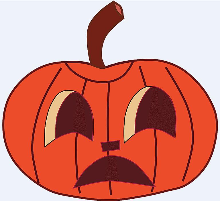 Openclipartu0026#39;s Pumpkin Clip Art