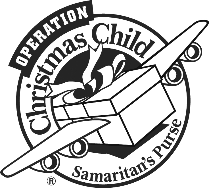 Operation Christmas Child - Operation Christmas Child Clipart