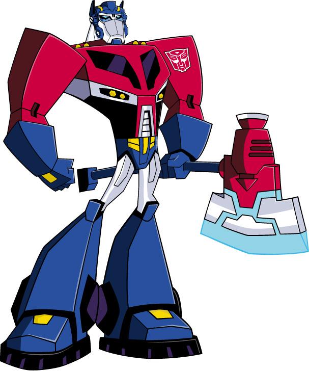 Optimus Prime Transformer Clip Art-Optimus Prime Transformer Clip Art-3